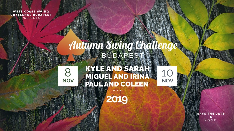 Autumn Swing Challenge 2019