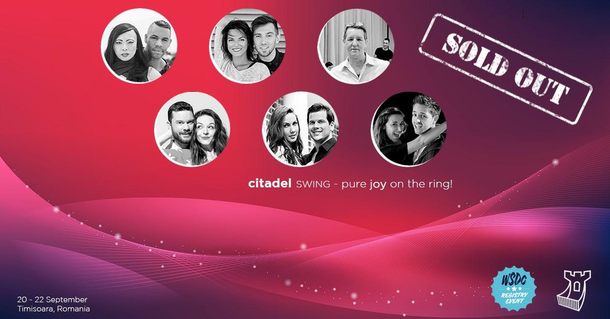 Citadel Swing 2019