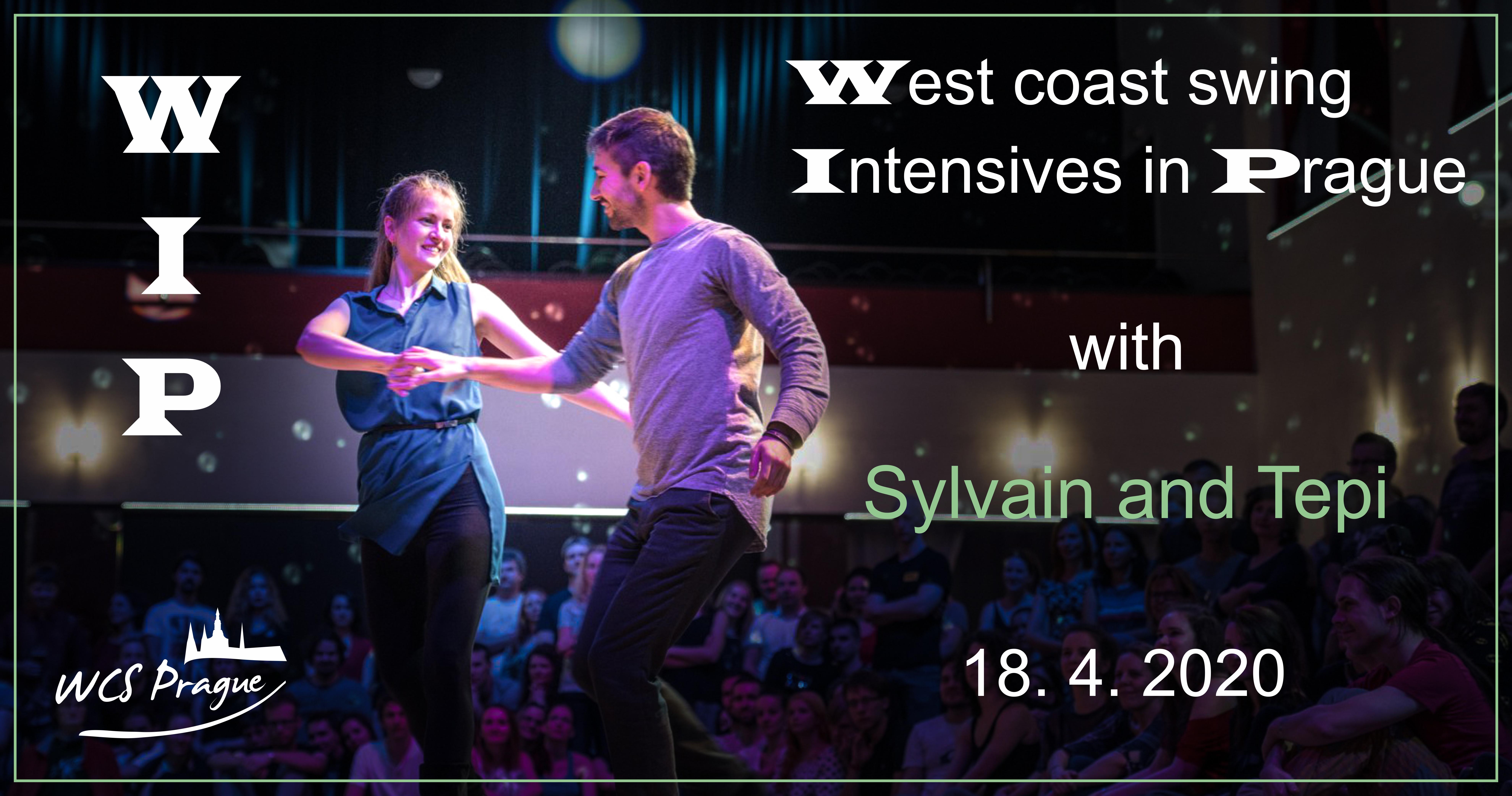 WIP – West Coast Swing Intensives in Prague